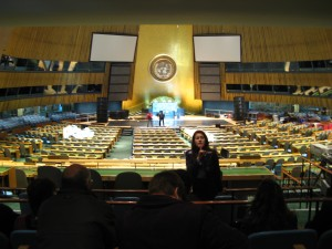 UNO - General Assembly Hall